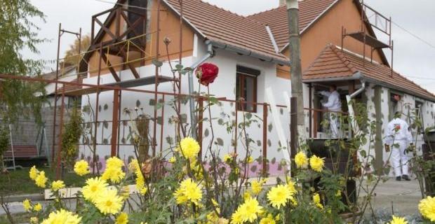 családi házak felújítás