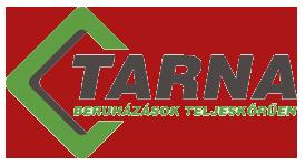 Tarna 91 - Beruházások teljeskörűen