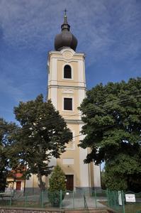 Mátraderecske templom